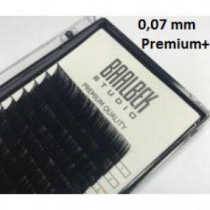 0,07mm Prémium+ nerc szempillák